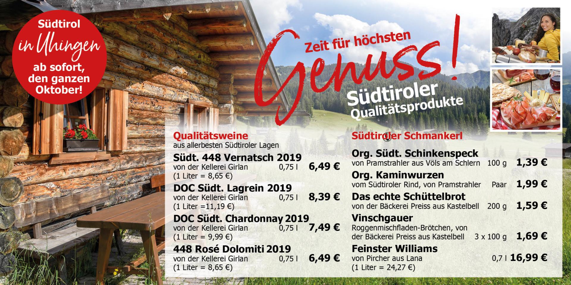 Slider 04 Desktop Südtirol in Uhingen