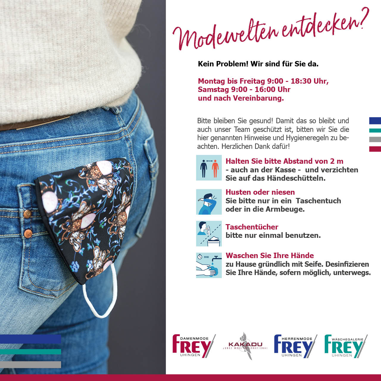 Slider Mobil 06 Öffnungszeiten+Hygiene